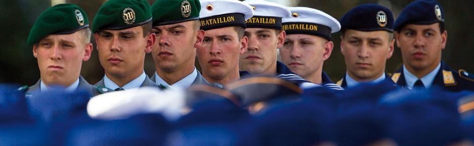 Bis zum Jahr 2024 rund 198.000 Bundeswehrsoldaten