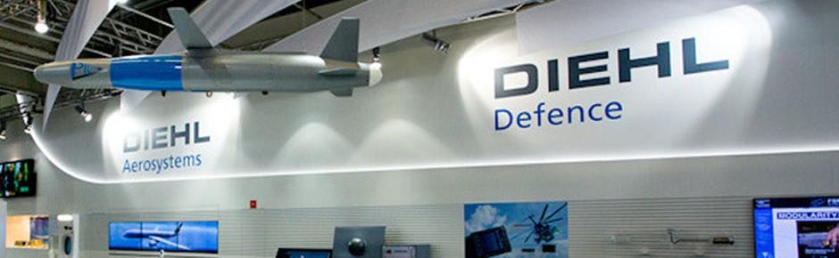 Verteidigungsgeschäft von Diehl jetzt unter einem Dach