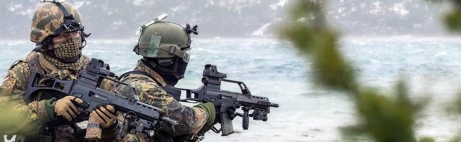 Bundesregierung erhöht Erschwerniszulagen für Soldaten