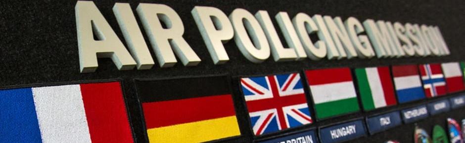 Air Policing Baltikum: Eurofighter nach acht Monaten zurück