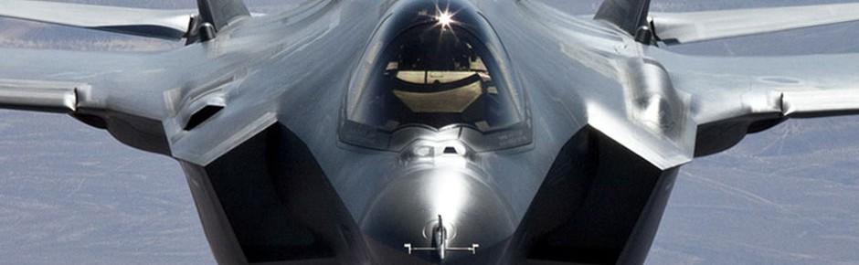 Deutsche Luftwaffe interessiert sich offenbar für die F-35