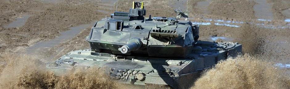 Heer stockt massiv Bestand an Leopard-Kampfpanzern auf