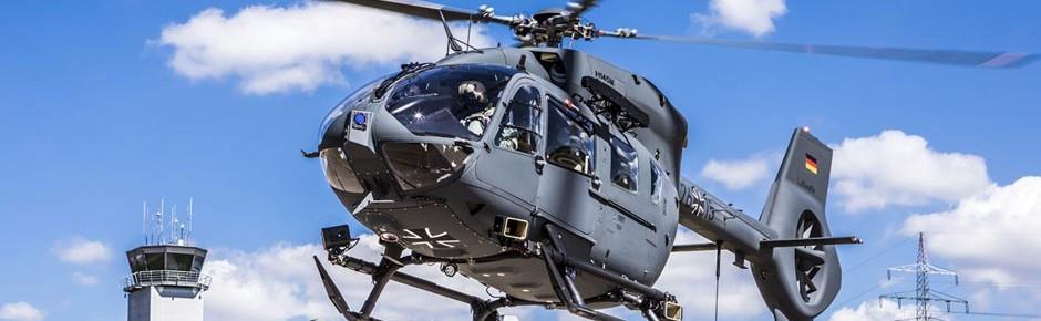 Hubschrauberflotte H145M ist jetzt komplett