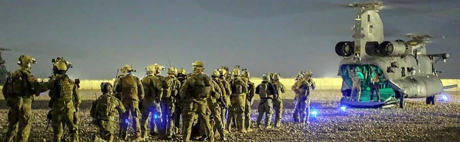 Bundeswehr bleibt wohl noch viele Jahre in Afghanistan
