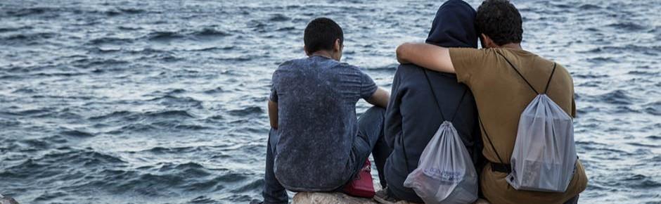 """IOM warnt vor der """"tödlichsten Grenze der Welt"""""""