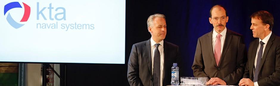 ThyssenKrupp und Kongsberg gründen Joint Venture