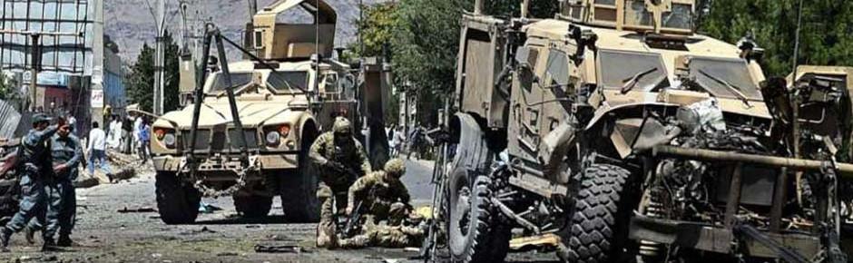 Drastisch verschlechterte Sicherheitslage in Afghanistan