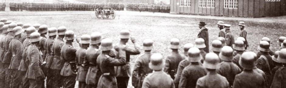 """Wette-Vortrag """"Rechtsradikale bei der Bundeswehr"""""""