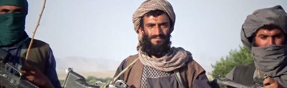 Einfluss und Kontrolle der Taliban in Afghanistan nehmen zu