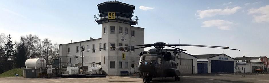 Tragischer Unfall mit einem Bundeswehrhubschrauber CH-53G