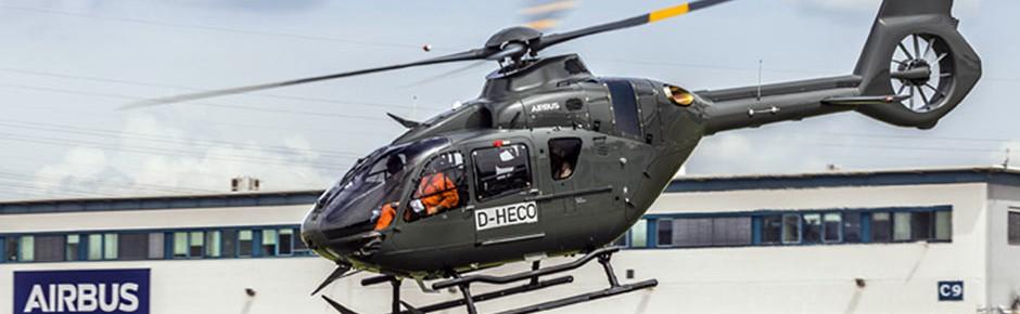 Fünfte und letzte H135 für Bückeburg ausgeliefert