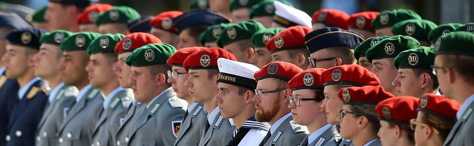 Künftig auch EU-Ausländer in der Bundeswehr?