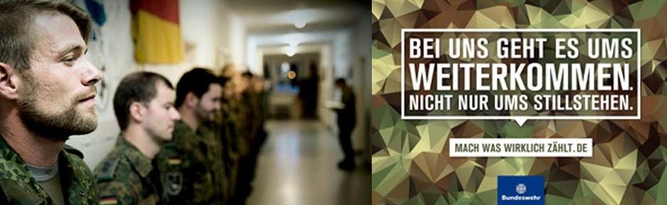 Wie gehabt: Linke rügen Personalwerbung der Bundeswehr