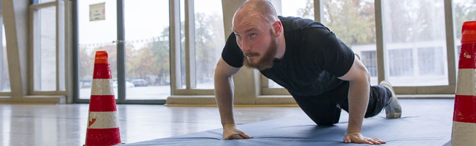 Neue Grundausbildung soll körperliche Fitness steigern