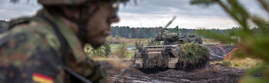 Die Armee ohne Kompass – Bundeswehr auf der Sinnsuche