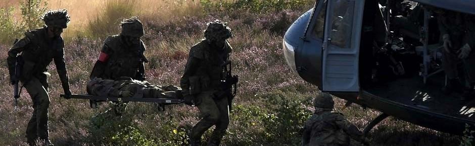 Bei Bundeswehr-Auslandseinsätzen bisher 132 Verwundete