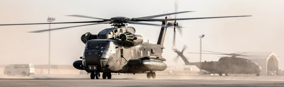 Deutscher CH-53 in Nordafghanistan unter Beschuss geraten