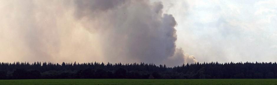 Moorbrand Meppen: Grüne verlangen schnelle Aufklärung