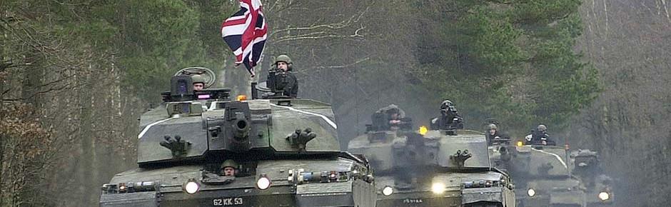 Ausländische Streitkräfte auf deutschem Boden