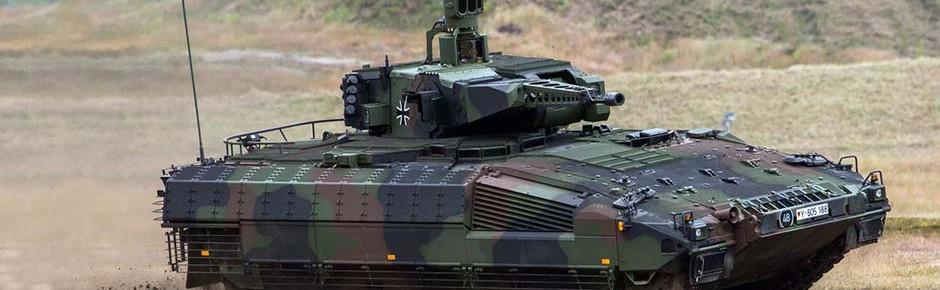 Schützenpanzer Puma: personelle Einsatzbereitschaft sicher