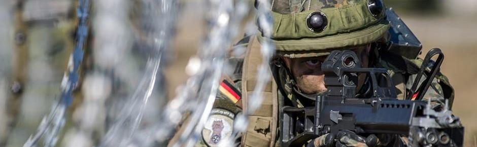 Vertrauen der Bürger in die Bundeswehr hat gelitten