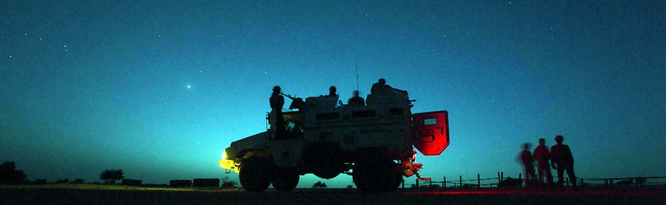 Bundeswehr-Konvoi in Mali versehentlich beschossen