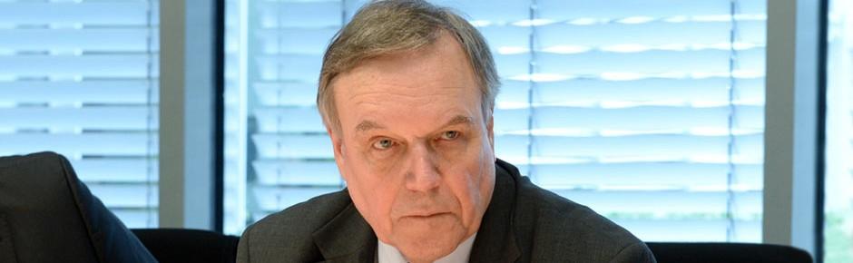 Ex-Minister Rühe will starke konventionelle Abschreckung