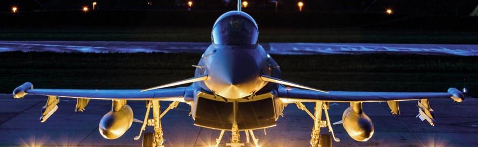 Neues Mission Support System für den deutschen Eurofighter