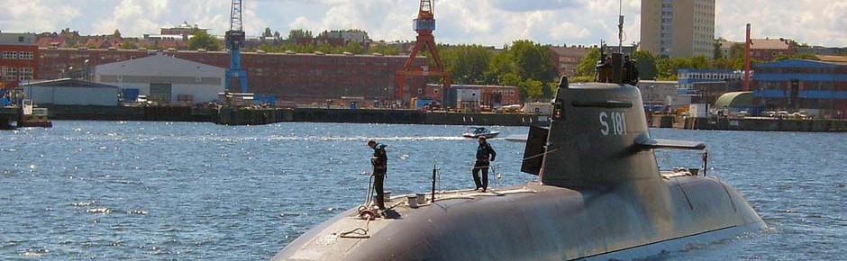 Uboote der deutschen Marine teilweise wieder im Einsatz