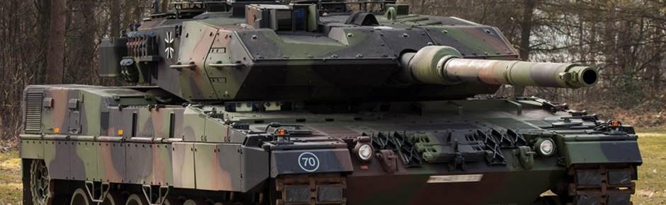 Haushaltsausschuss billigt Upgrade für 101 Leopard 2