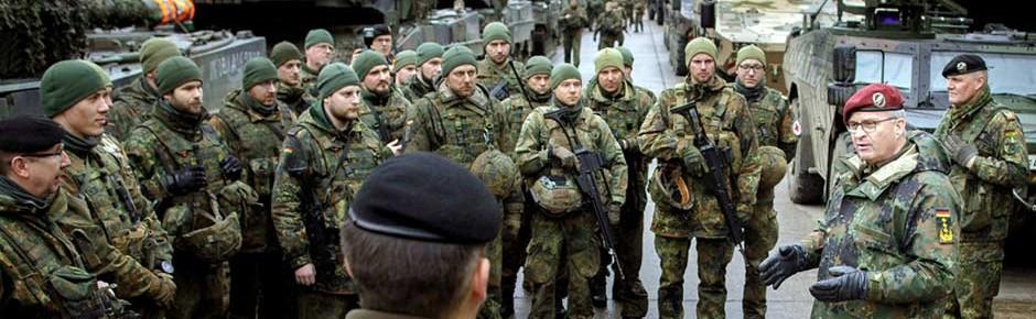 """Bericht über Bundeswehr-Einsatzbereitschaft jetzt """"geheim"""""""