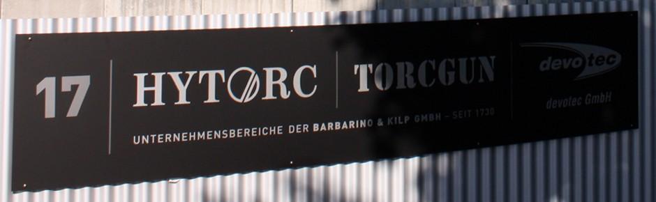 Personalveränderungen bei HYTORC im Vertriebsbereich