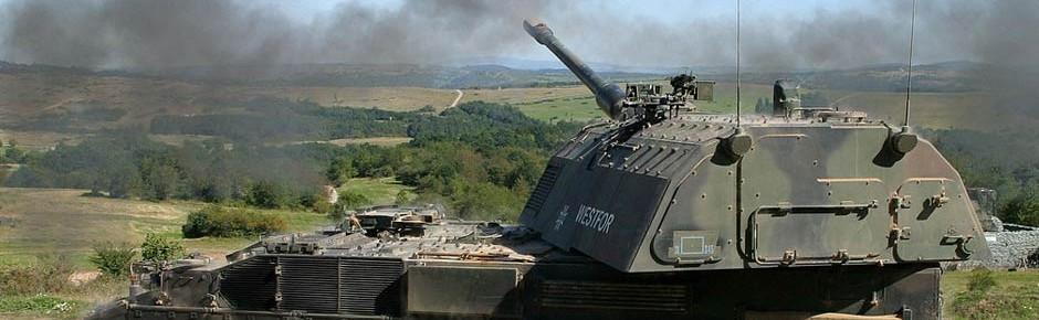 """Tausende Artilleriegeschosse """"DM121"""" für die Bundeswehr"""