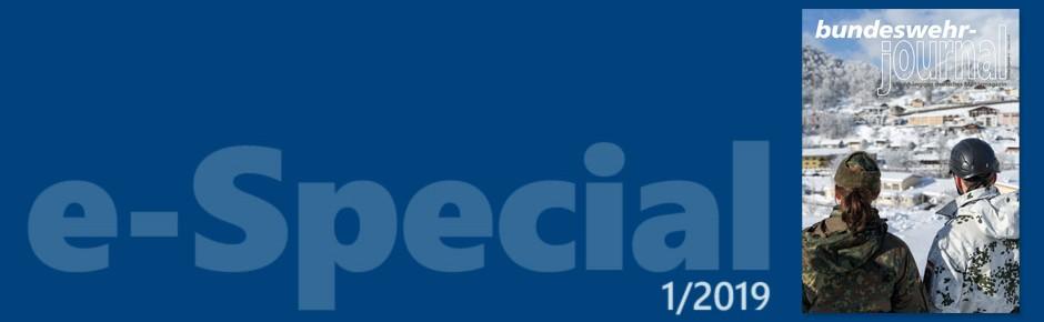 Erstes e-Special bundeswehr-journal erschienen