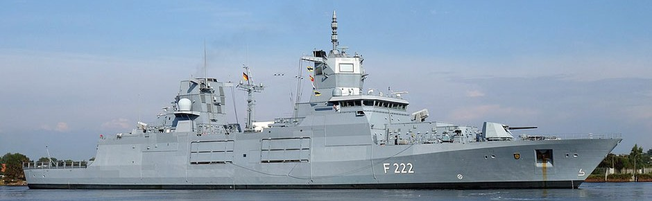 "Fregatte ""Baden-Württemberg"" endlich abgeliefert"