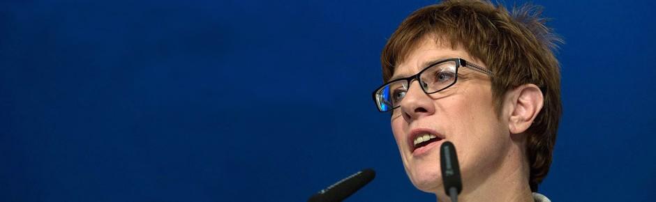 Ursula von der Leyen: WerteUnion in der CDU will Ablösung