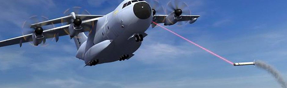 Schutzsystem DIRCM für 24 A400M der deutschen Luftwaffe