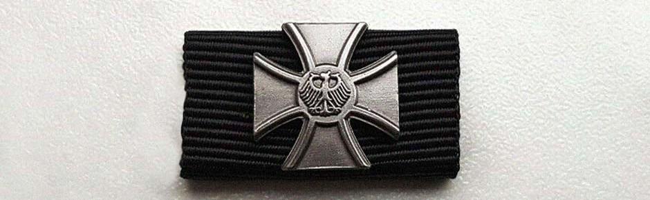 Veteranenabzeichen – etwa zehn Millionen Berechtigte