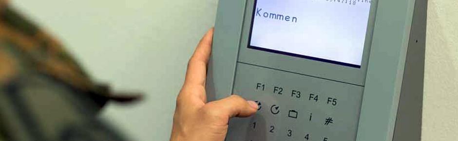 Bundeswehr bucht Arbeitszeiten mit Systemen von Primion