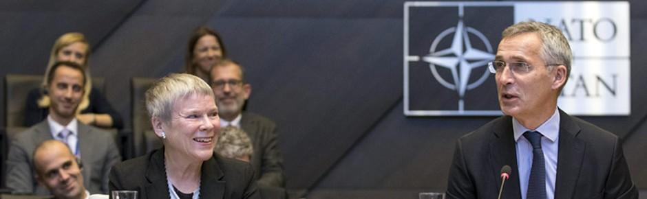 Mircea Geoana ist zweiter Mann an der NATO-Spitze