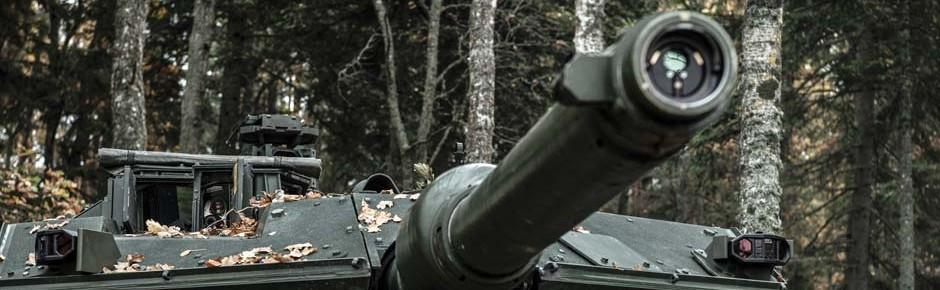 Saab modernisiert Bundeswehr-Fahrzeugsimulatoren AGDUS