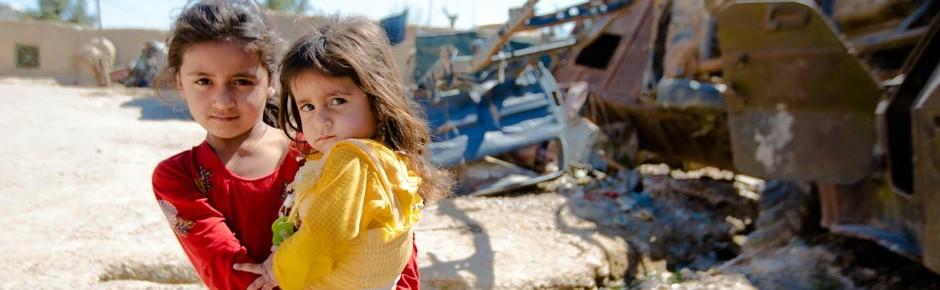 """UNICEF erinnert an ein """"tödliches Jahrzehnt für Kinder"""""""
