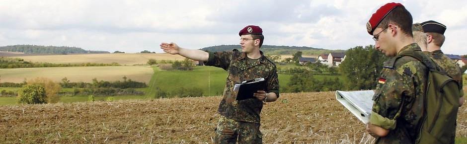 Reservisten fordern mehr Anerkennung in der Gesellschaft