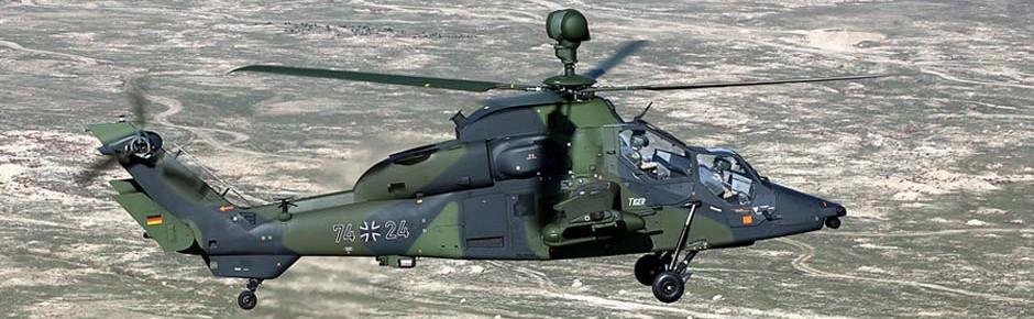 Nur 20 von 152 Hubschraubern des Heeres einsatzbereit?