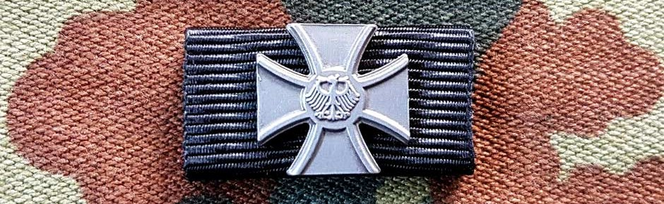 Bisher rund 35.700 Anträge auf ein Veteranenabzeichen
