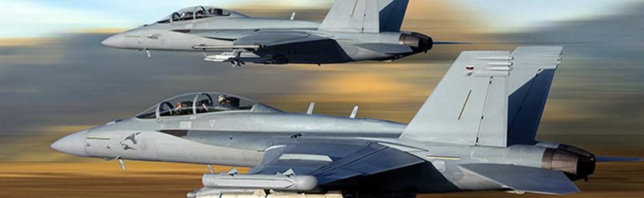 Nachfolger Tornado: im Gespräch jetzt Eurofighter und F-18
