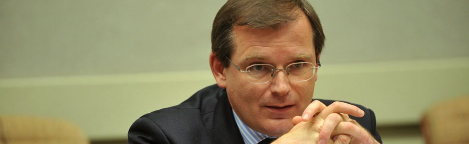 Jiří Šedivý wird neuer Geschäftsführer der EDA
