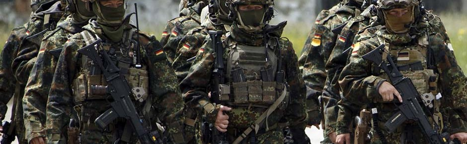 Wenn Waffen der Bundeswehr spurlos verschwinden