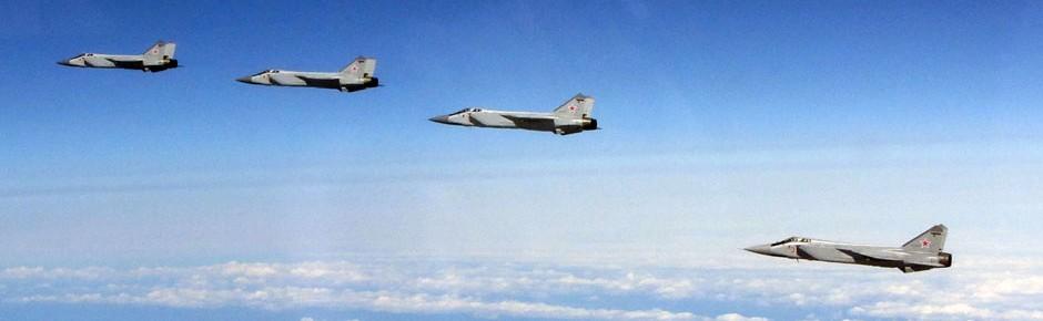 Schwarzmeer und Baltikum: Russland testet die NATO