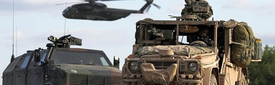 Führungskommando Landstreitkräfte – Linke fragten nach